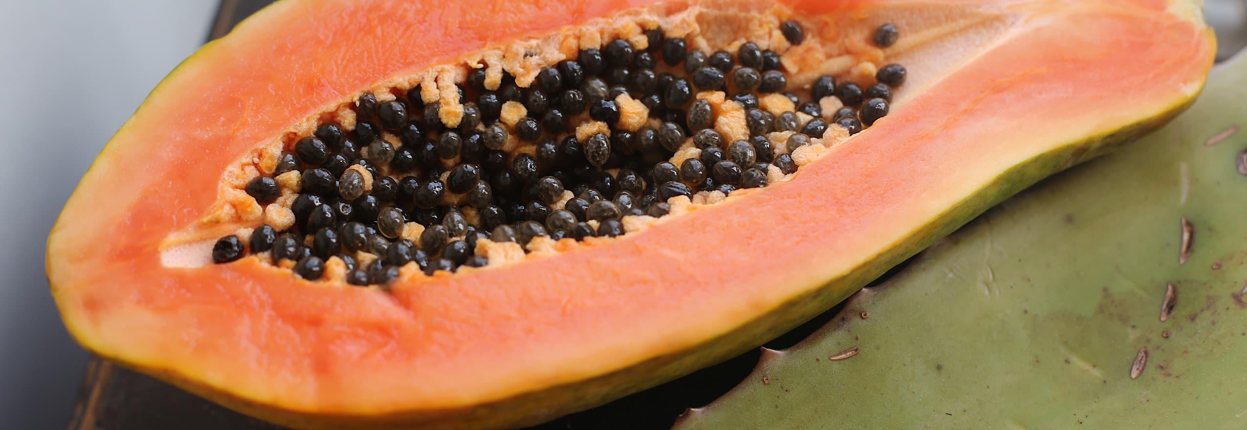Guava close-up