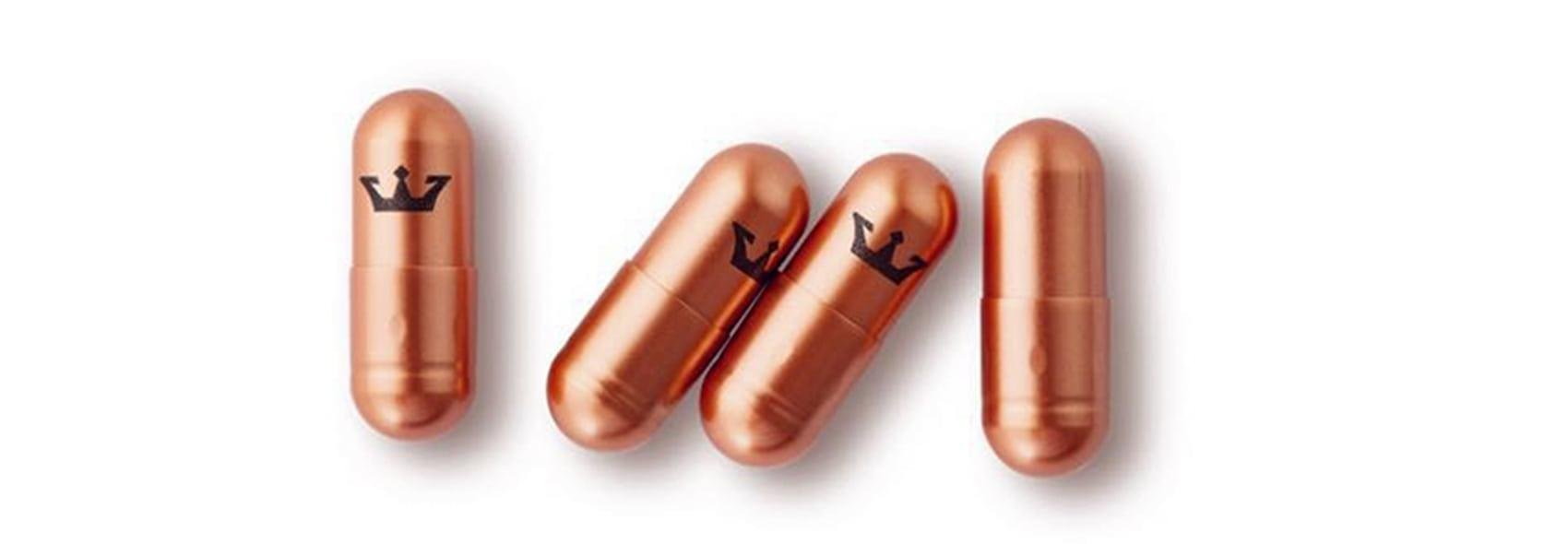 Vitamin K2 4 x pills