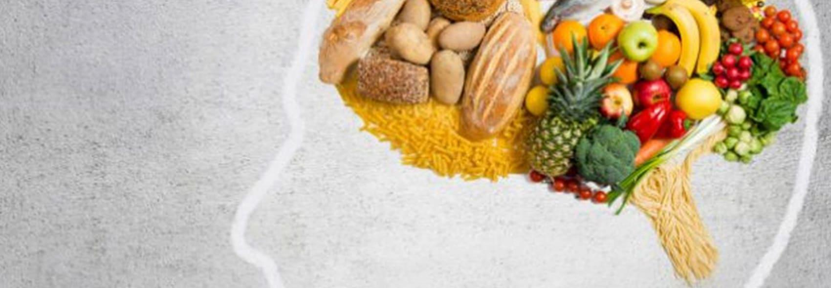 Brain food - fruits and grains
