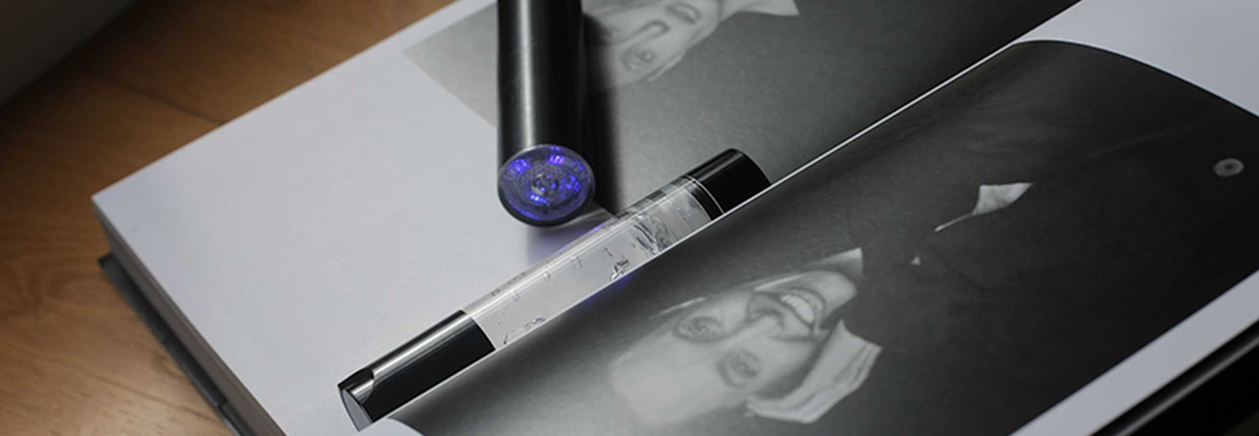 The LYMA system combines serum, mist and laser