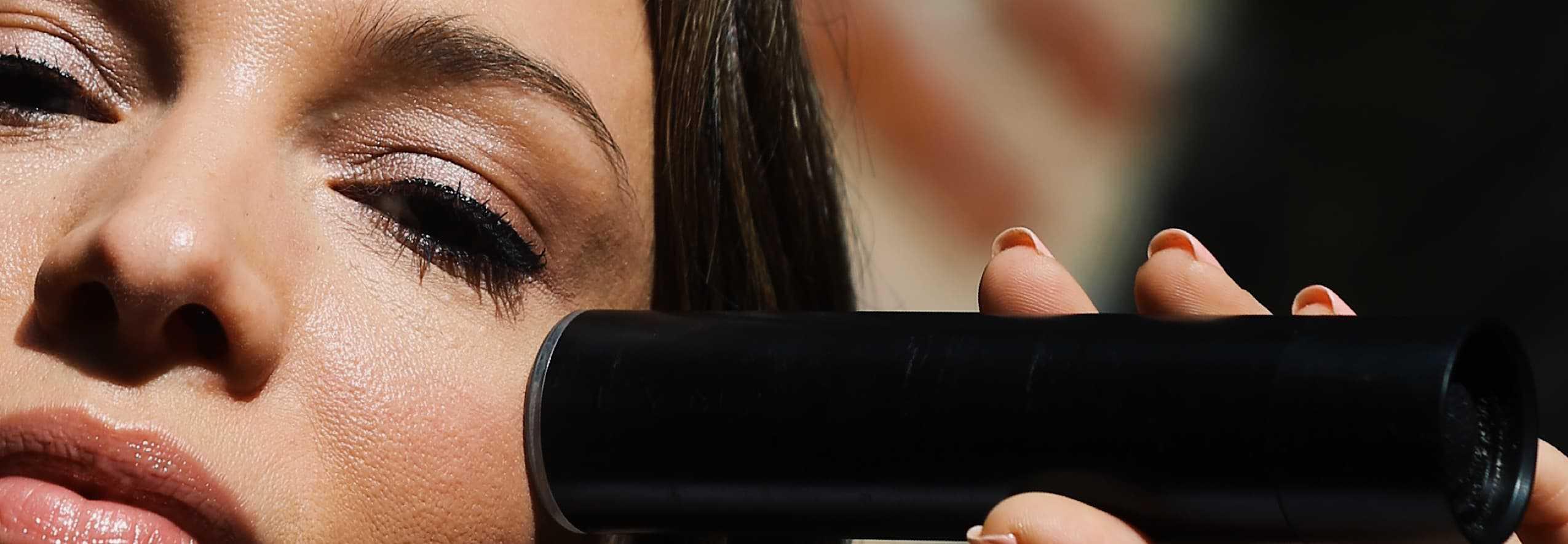 Laser face skin tightening