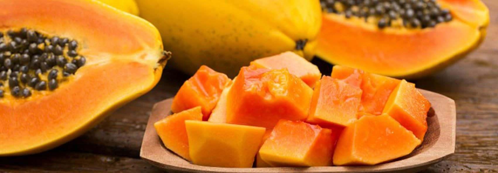 Lycopene benefits papaya