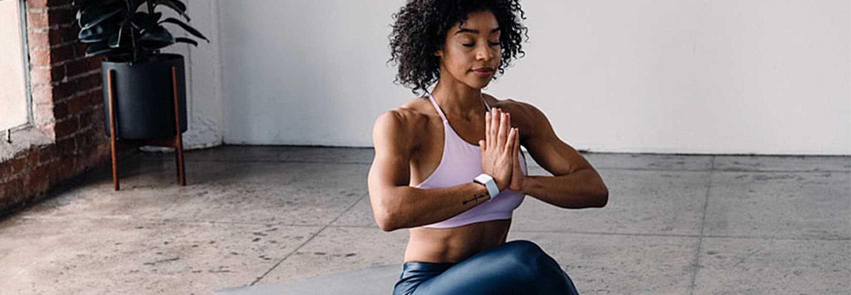 Wellbeing app yogi yoga